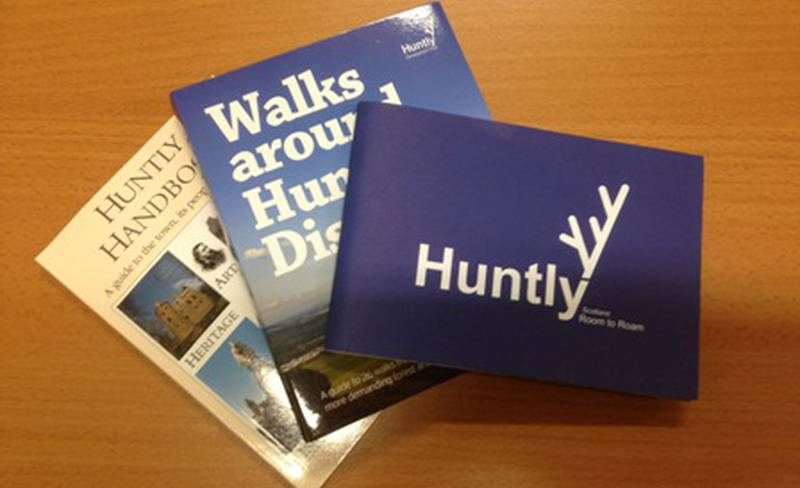 HCF - Book Shop for Huntly