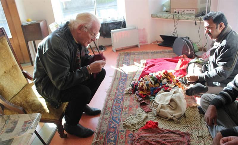Textile lessons