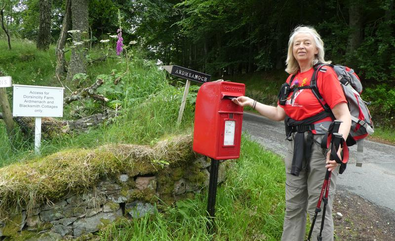 Home to Home - British Postbox