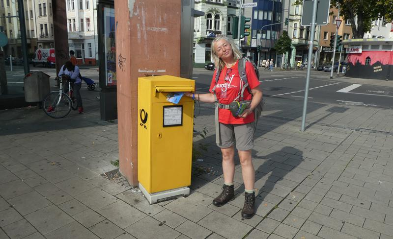 Pathport - German Postbox
